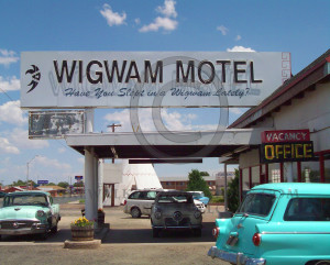 Wigwam Motel, Arizona 03