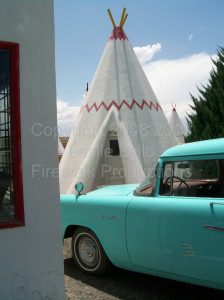 Wigwam Motel, Arizona 04