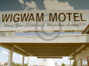Wigwam Motel, Arizona 02